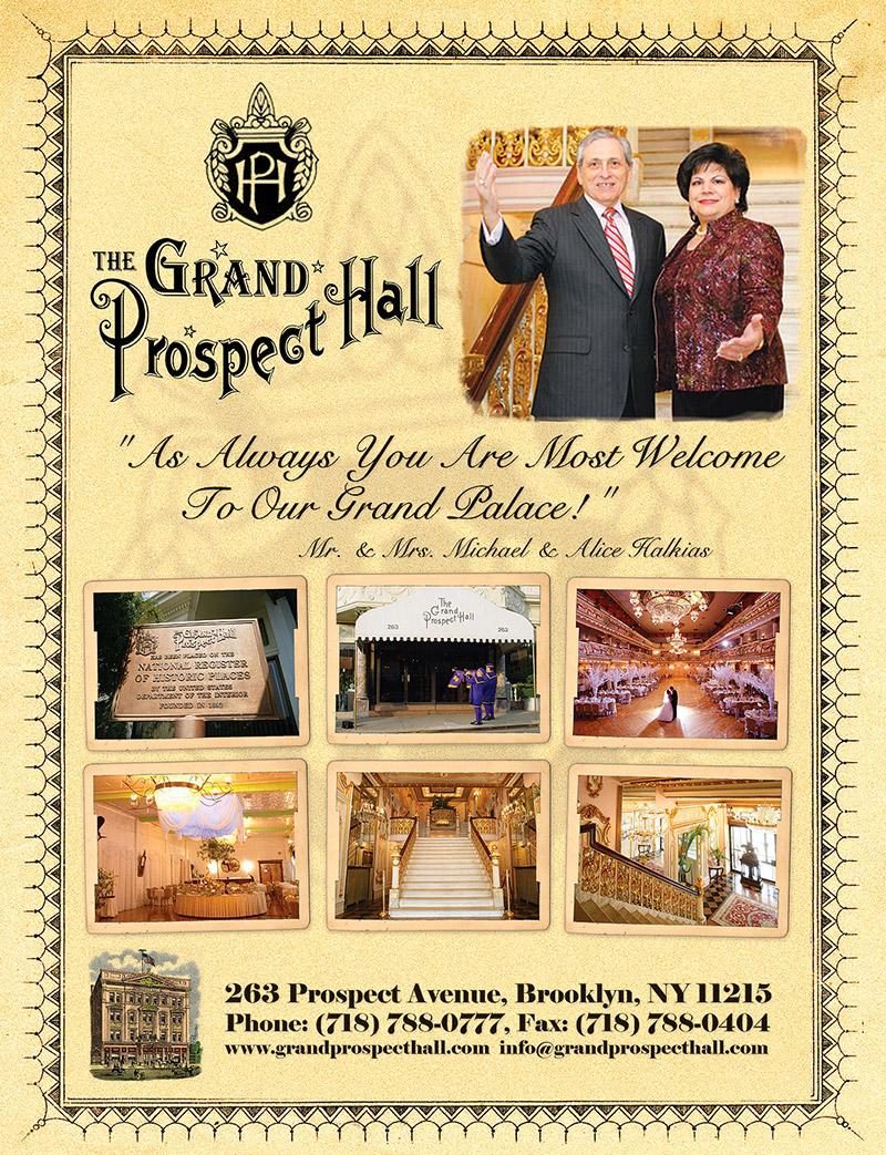 Grand Prospect Hall AD