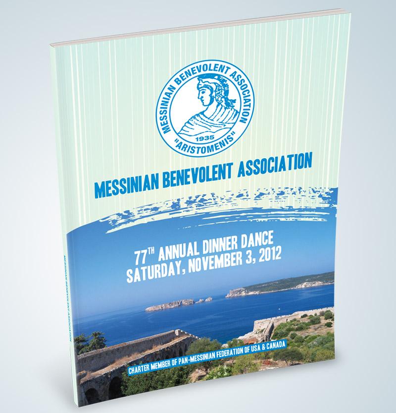 Messinian Benevolent Association Journal