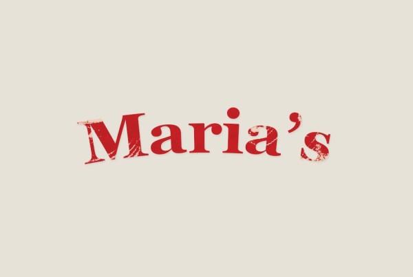 Maria's Restaurant Logo